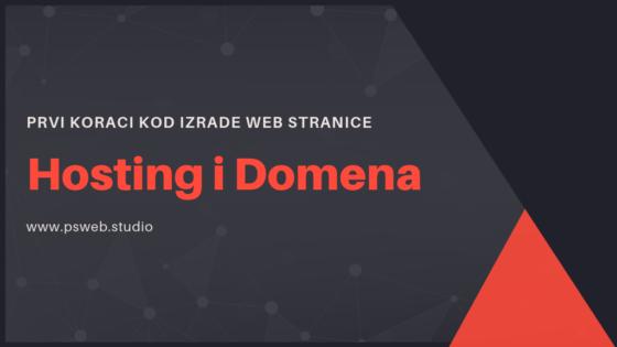 Hosting i web domena psweb.studio blog